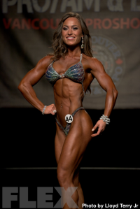 Swann Delarosa - 2015 Vancouver Pro