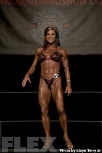 Shelly Paton - 2015 Vancouver Pro