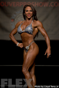 Agnese Russo - 2015 Vancouver Pro