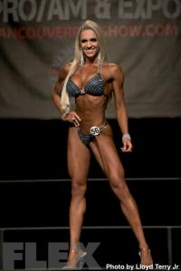 Juliane Andrade - 2015 Vancouver Pro