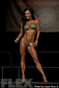 Leigh Brandt - 2015 Vancouver Pro