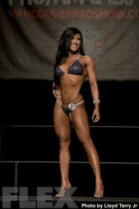 Melissa Chanthaseng - 2015 Vancouver Pro