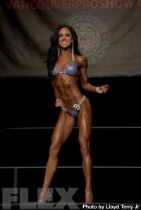 Anette DeLaRosa - 2015 Vancouver Pro