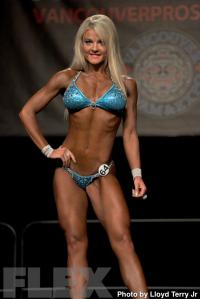 Vladimira Krasova - 2015 Vancouver Pro