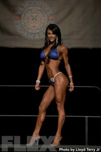 Francesca Lauren - 2015 Vancouver Pro