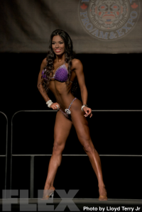 Sofiia Tandilian - 2015 Vancouver Pro