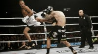 Glory fighter Raymond Daniels
