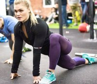 The 12 Hottest Women of the 2015 CrossFit Games