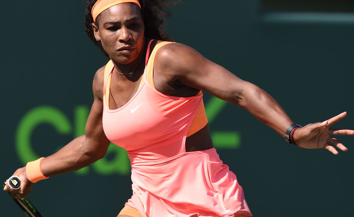 The 15 Fittest Women of Tennis