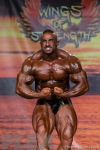 Fouad Abiad - 2015 IFBB Tampa Pro