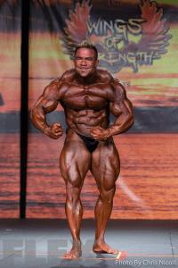 Paulo Almeida - 2015 IFBB Tampa Pro