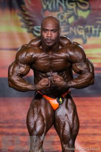 Maxx Charles - 2015 IFBB Tampa Pro