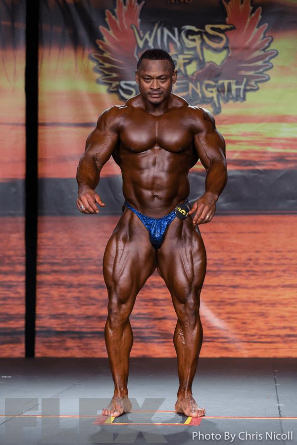Timmy Gaillard - 2015 IFBB Tampa Pro