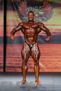 Stefan Havlik - 2015 IFBB Tampa Pro