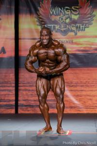 Johnnie O. Jackson - 2015 IFBB Tampa Pro