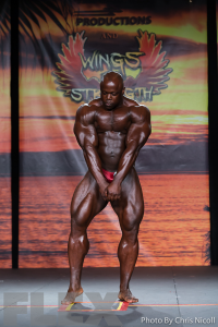 Rudy Richards - 2015 IFBB Tampa Pro