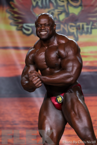 Rudy Richards - 2015 IFBB Tampa Pro
