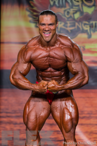 Jose Luis Rodriguez Oyola - 2015 IFBB Tampa Pro