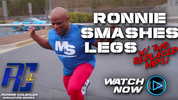 How to Be Hardcore: Ronnie Smashes Legs