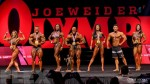 2015 Olympia Official Scorecards