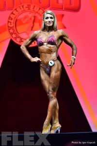 Alevtina Titarenko - 2015 IFBB Arnold Europe