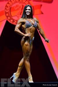 Oksana Grishina - 2015 IFBB Arnold Europe