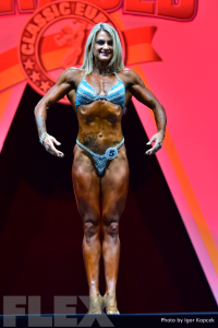 Giorgia Foroni - 2015 IFBB Arnold Europe