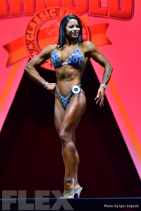 Michelle Blank - 2015 IFBB Arnold Europe