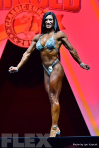 Marta Aguiar - 2015 IFBB Arnold Europe