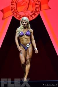 Whitney Jones - 2015 IFBB Arnold Europe