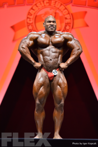 Fred Smalls - 2015 IFBB Arnold Europe