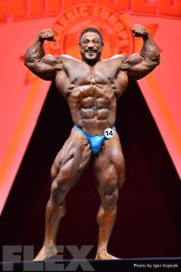 Roelly Winklaar - 2015 IFBB Arnold Europe