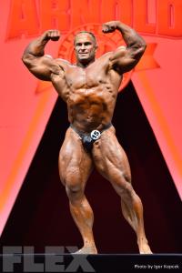 Alex Federov - 2015 IFBB Arnold Europe