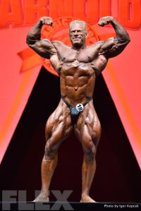 Dennis Wolf - 2015 IFBB Arnold Europe