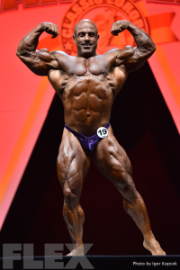 Michael Kefalianos - 2015 IFBB Arnold Europe