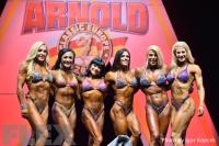 Fitness Awards - 2015 IFBB Arnold Europe