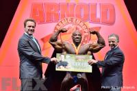 Men's Bodybuilding Awards - 2015 IFBB Arnold Europe