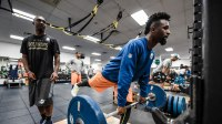 Jarvis Landry's Offseason Workout Routine