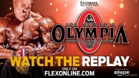 Watch the Replay of the 2015 Mr. Olympia Finals!