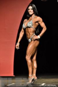Marta Aguiar - Fitness - 2015 Olympia