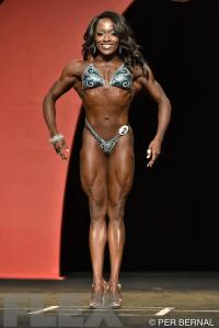 Chika Aluka - Fitness - 2015 Olympia