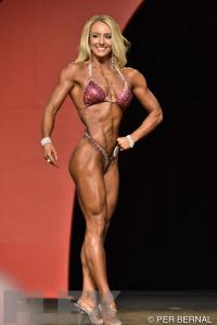 Kristine Duba - Fitness - 2015 Olympia
