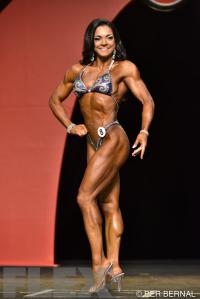 Fiona Harris - Fitness - 2015 Olympia