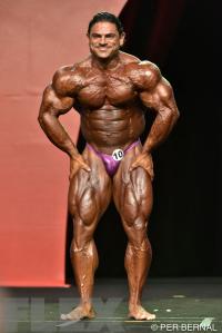 Dobromir Delev - 212 Bodybuilding - 2015 Olympia