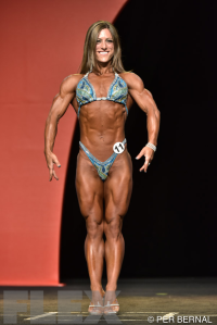 Sarah Kovach - Fitness - 2015 Olympia