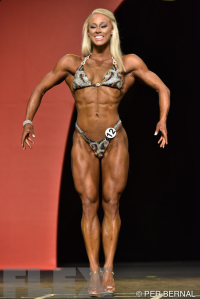 Missy Terwilliger - Fitness - 2015 Olympia