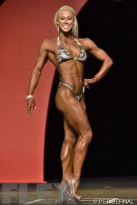 Missy Terwilliger - Fitness - 2015 Olympia