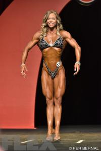 Bethany Wagner - Fitness - 2015 Olympia