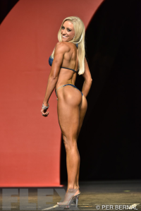 David Henry - 212 Bodybuilding - 2015 Olympia