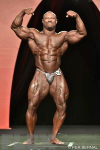 Tricky Jackson - 212 Bodybuilding - 2015 Olympia